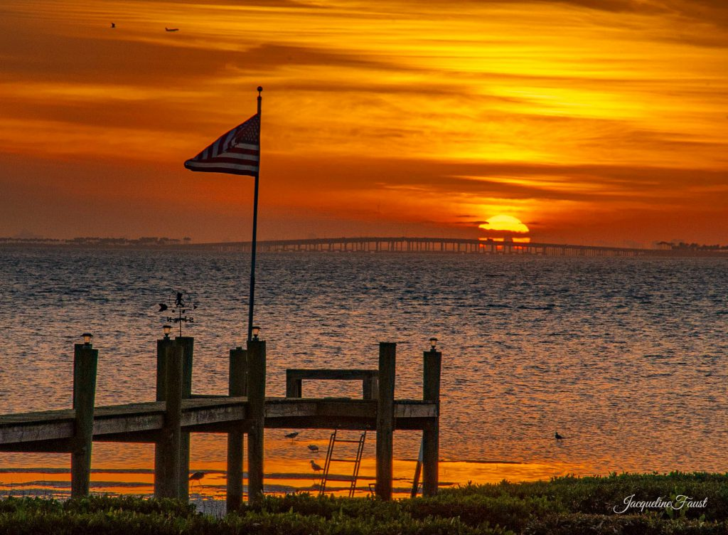 Tampa Bay View From Safety Harbor